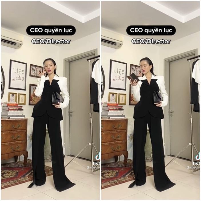 Khánh Linh gợi ý 7 set đồ độc đẹp cho nàng từ tấm chiếu mới đến ghế CEO-7