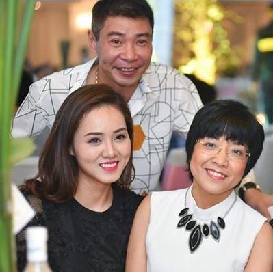 Vợ ba Công Lý thanh minh mối quan hệ với MC Thảo Vân-2
