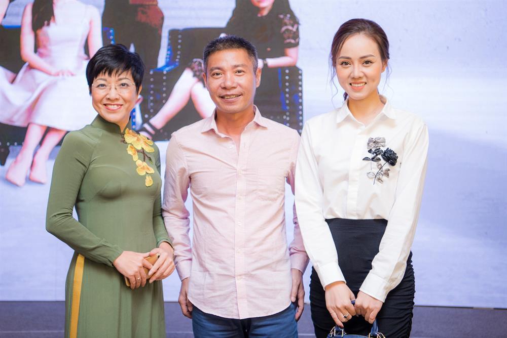 Vợ ba Công Lý thanh minh mối quan hệ với MC Thảo Vân-3