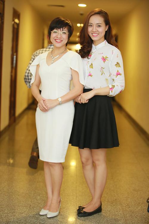 Vợ ba Công Lý thanh minh mối quan hệ với MC Thảo Vân-1