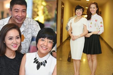 Vợ ba Công Lý thanh minh mối quan hệ với MC Thảo Vân