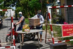 Phường An Lạc ở quận Bình Tân hủy bỏ lệnh phong tỏa
