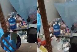 Đội phun khử khuẩn hết hồn vì phòng trọ siêu bẩn của nữ sinh Bắc Giang
