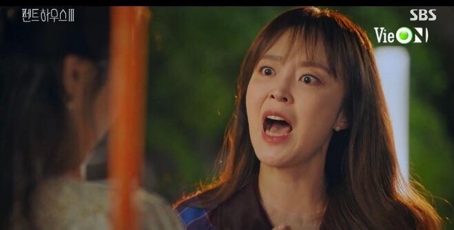 Penthouse 3 tập 3: Ha Eun Byul bị mẹ nuôi tát khi lén xem video của mẹ đẻ-2