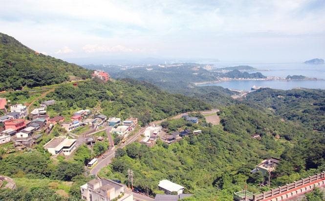 Cửu Phần - ngôi làng cổ lãng mạn ở Đài Loan-2
