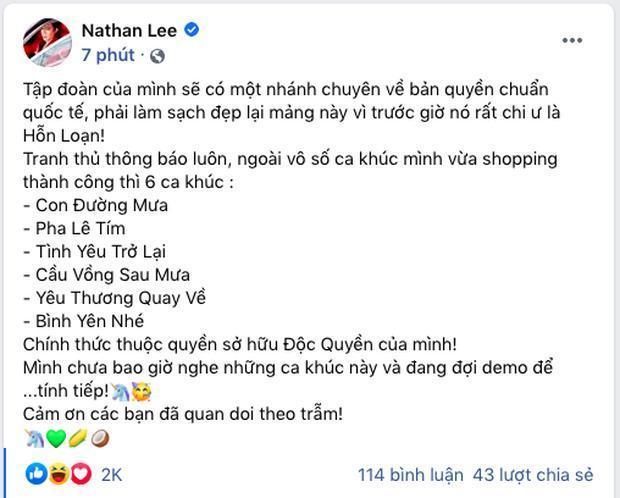 Nathan Lee trả lời ngã ngửa khi bị hỏi có chịu hát cùng 3 mỹ nhân đang nổi-2