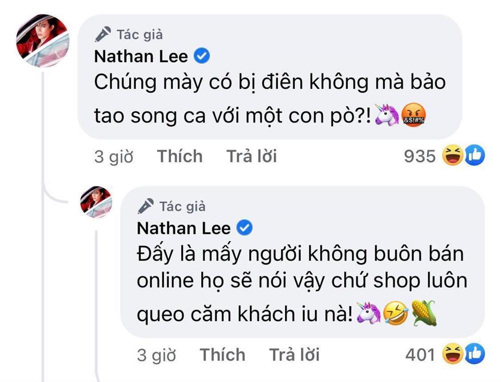 Nathan Lee trả lời ngã ngửa khi bị hỏi có chịu hát cùng 3 mỹ nhân đang nổi-4