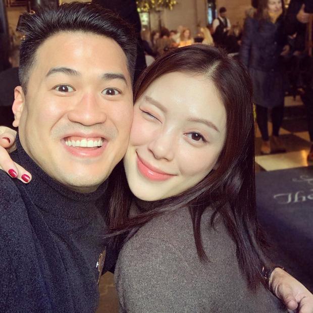 Phillip Nguyễn đăng ảnh chị ninja lạ mặt, hóa ra là bạn gái Linh Rin-1