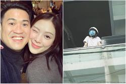 Phillip Nguyễn đăng ảnh 'chị ninja' lạ mặt, hóa ra là bạn gái Linh Rin