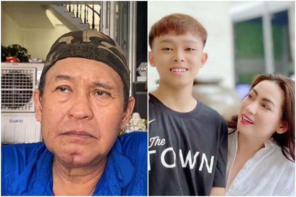 NS Duy Phương chỉ trích: 'Phi Nhung nhận Hồ Văn Cường có gì đó khúc mắc'