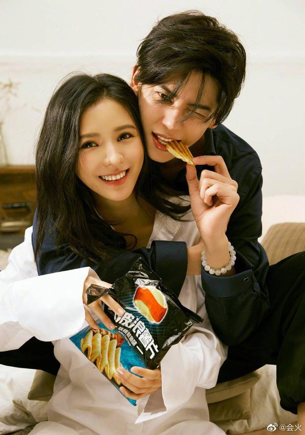 Nhan sắc bạn gái đẹp nhất của Vương Tư Thông-8