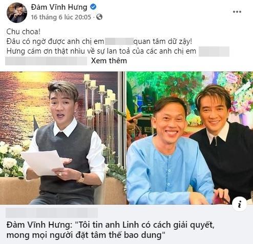 Mr Đàm mong khán giả bao dung Hoài Linh, Duy Mạnh nhận xét gắt-2