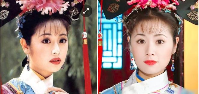 Cuộc đời nguyên mẫu nàng Hạ Tử Vy trong Hoàn Châu Cách Cách-1