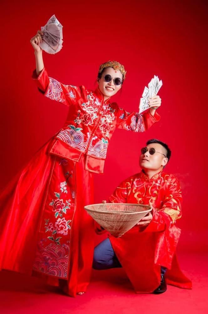 Cô dâu xứ Nghệ nói về lễ rước dâu vỏn vẹn 6 người, ảnh không kịp chụp-3