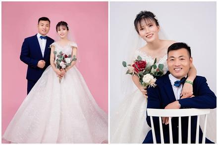 Cô dâu xứ Nghệ nói về lễ rước dâu vỏn vẹn 6 người, ảnh không kịp chụp