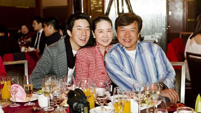 Thành Long và bà xã Lâm Phụng Kiều đã ly hôn