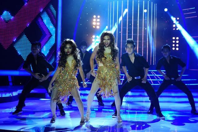 Lộ clip Phương Mỹ Chi nhảy múa sexy trên truyền hình-6