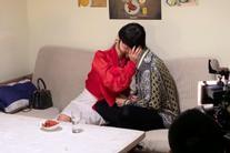 Clip Thu Quỳnh hôn đắm đuối 'tình cũ của em gái', giải thích vì sao có bầu