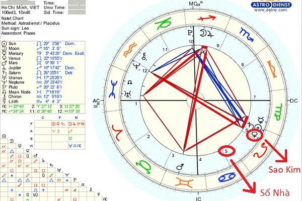 Tìm hiểu hình mẫu tình yêu lý tưởng theo vị trí của Sao Kim trên bản đồ sao Chiêm tinh của bạn-1