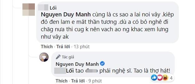 Duy Mạnh bóc chiêu từ thiện tẩy trắng scandal của giới nghệ sĩ Việt-3