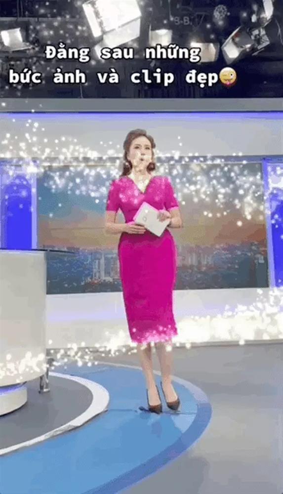 Mai Ngọc tiết lộ hậu trường sống ảo không đơn giản của MC truyền hình-1