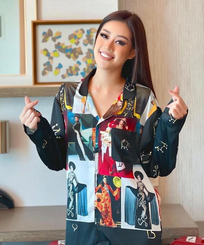 Ngày ấy - bây giờ của Hoa hậu Khánh Vân-3
