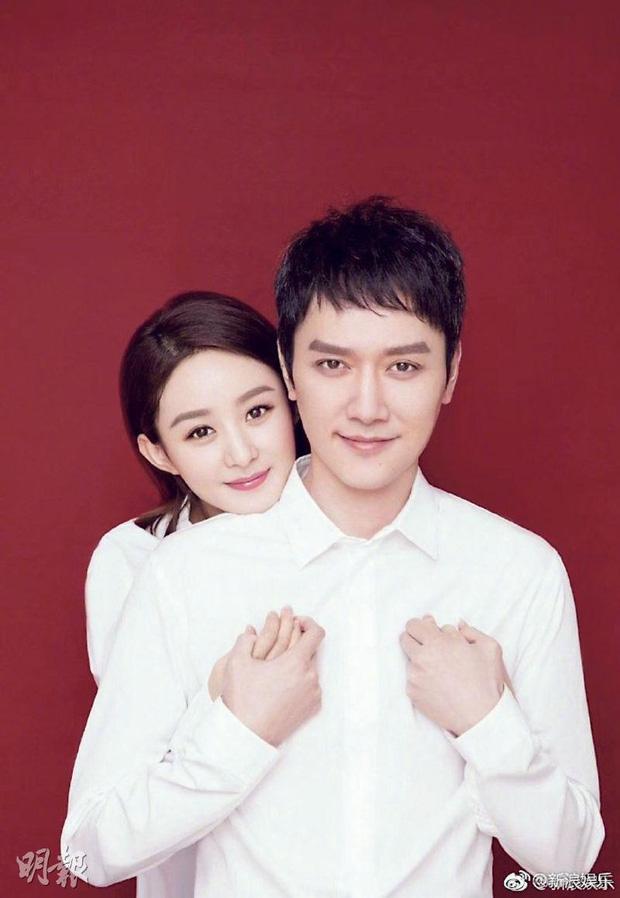 HOT: Triệu Lệ Dĩnh tái hợp Phùng Thiệu Phong sau 2 tháng ly hôn?-1