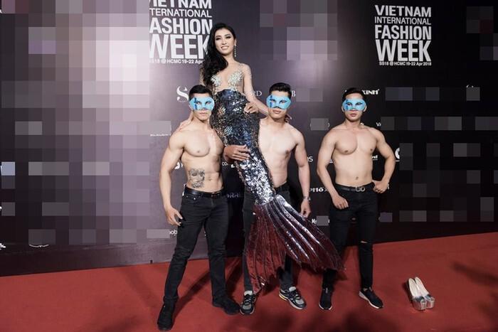 Sao Việt bất chấp dress code, một mình một cõi lên thảm đỏ, nhiều ca không thể thương nổi-10