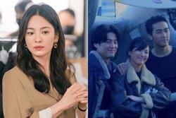 MV Song Hye Kyo và Song Seung Hun đóng chính hot trở lại sau 20 năm