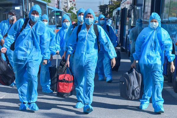 28 y bác sĩ mắc Covid-19 ở Bắc Giang, TP.HCM thêm 5 ca chưa rõ nguồn lây-1