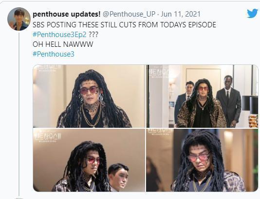 Dreadlocks là gì mà bị ném đá trong Penthouse 3? Hóa ra kiểu tóc từ thời cổ đại!-2