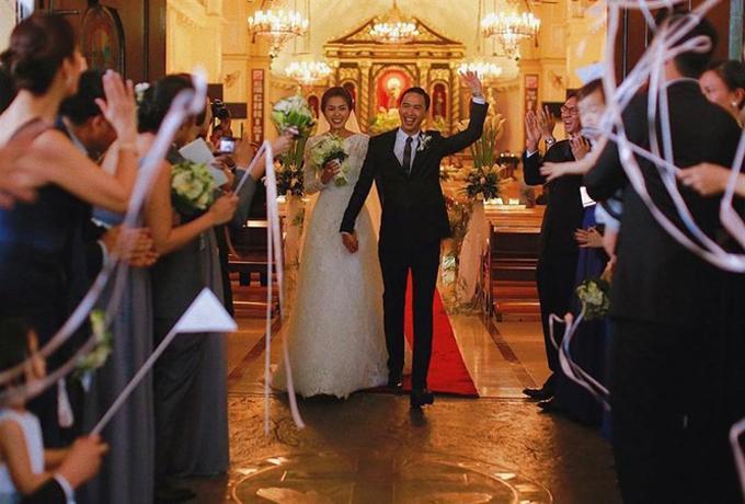Khoe quà Ngày của Cha, Louis Nguyễn lộ ảnh cưới bí mật-3