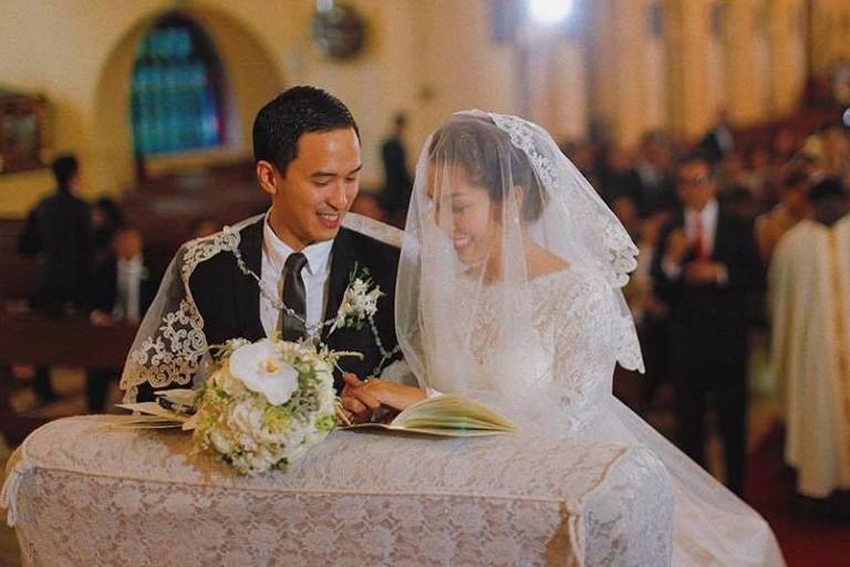 Khoe quà Ngày của Cha, Louis Nguyễn lộ ảnh cưới bí mật-5