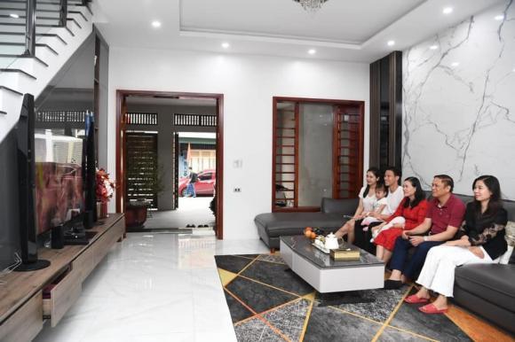 Nhà 3 tầng sang xịn ở Nghệ An của Quế Ngọc Hải và vợ Hoa khôi-7
