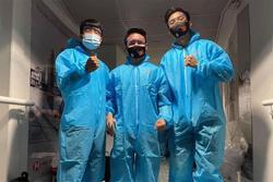 Chuyến bay đưa tuyển Việt Nam trở về từ UAE có 2 ca nhiễm Covid-19