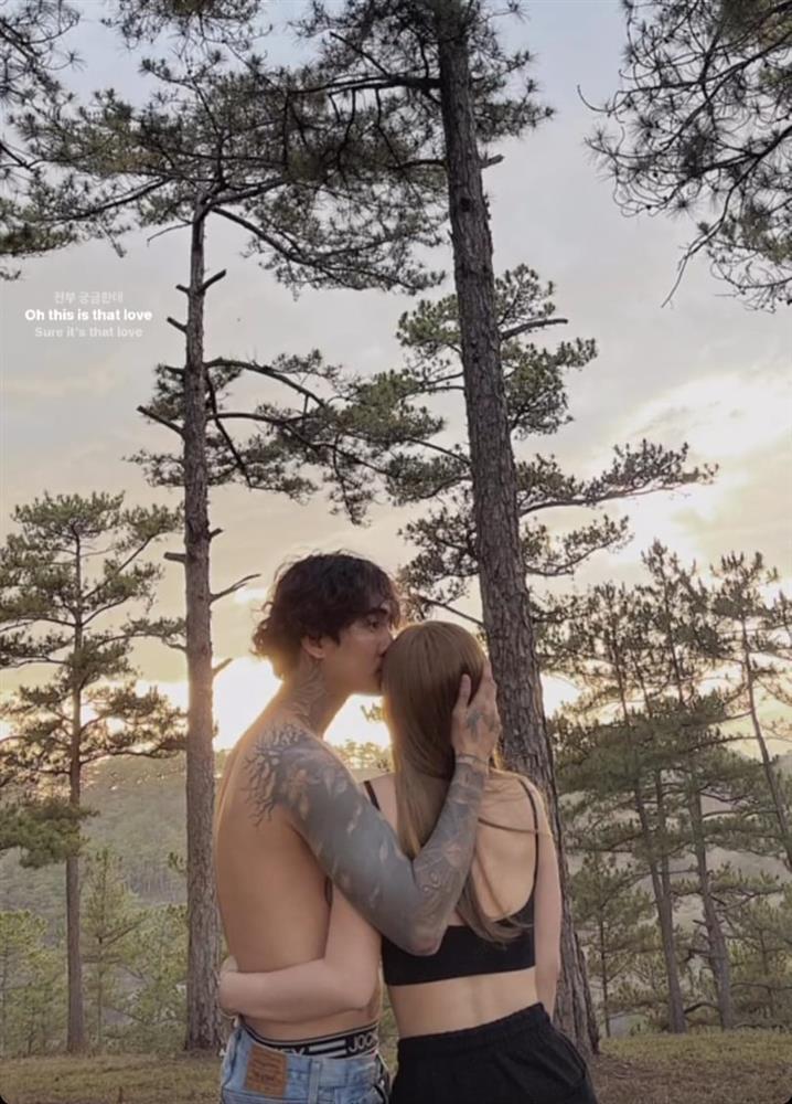 Ảnh nóng Đạt G - Cindy Lư bị chê phèn, lên rừng mà như đi biển-1