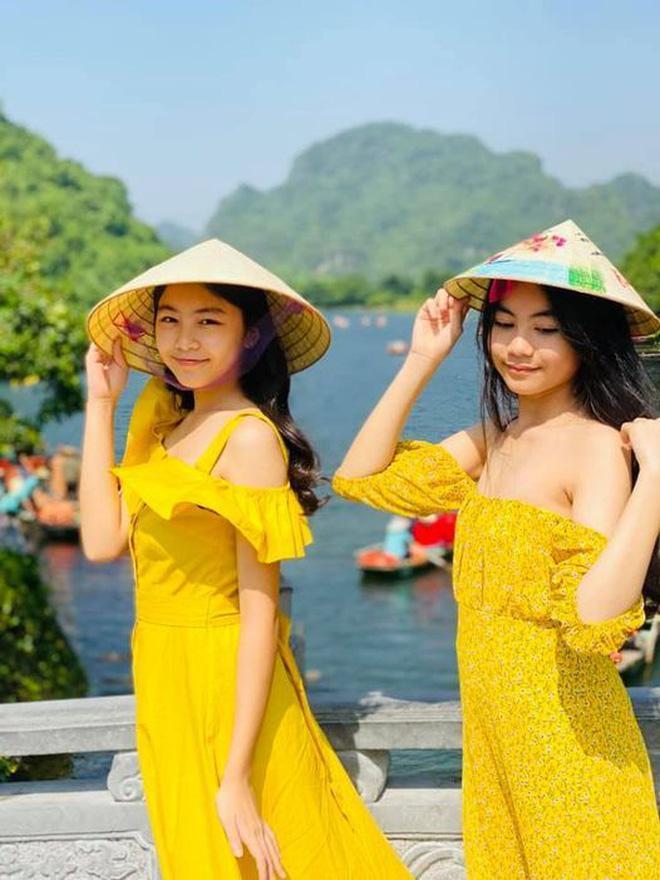 Coi đã đời loạt ảnh đẹp từ nhỏ của 2 ái nữ nhà Quyền Linh-10