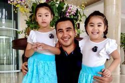 Coi đã đời loạt ảnh đẹp từ nhỏ của 2 ái nữ nhà Quyền Linh