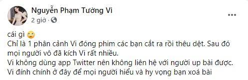Á hậu Chuyển giới Việt Nam Tường Vi lộ clip nóng?-1