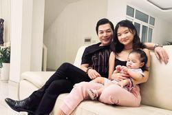 Ngày của Cha, Trần Bảo Sơn lần đầu tung ảnh con gái lớn và em cùng cha khác mẹ