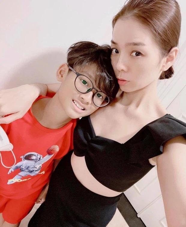 Phản ứng của Lệ Quyên khi con trai bị lôi vào chuyện cô hẹn hò Lâm Bảo Châu-1