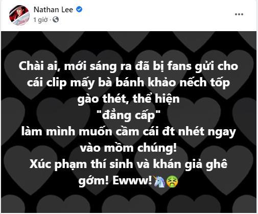 Nathan Lee muốn bịt mồm nữ giám khảo Next Top, người ấy là ai?-1