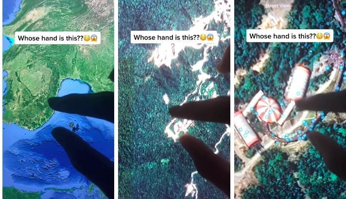 Clip: Địa điểm kinh dị trên Google Maps đang khiến người nước ngoài sửng sốt lại ở Việt Nam-1