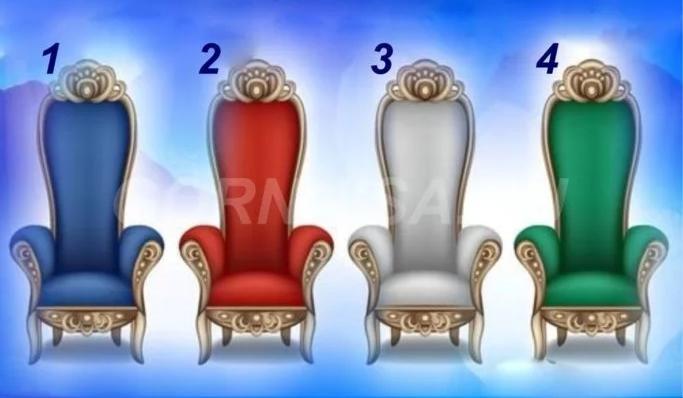 Chọn một ngai vàng, bật mí bạn đang là số 1 trong lĩnh vực nào?-1
