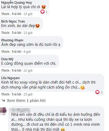 Dương Thùy Linh phản dame khi bị chỉ trích đang dịch mà đòi đi biển-6