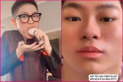 Rich Kid 2K3 Gia Kỳ công khai bơm môi, mê đeo móng giả như phái nữ