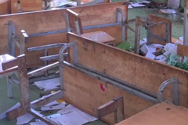 Thi thể thiếu nữ phân hủy trong lớp học: Bảo vệ vô tình khóa trái cửa-1