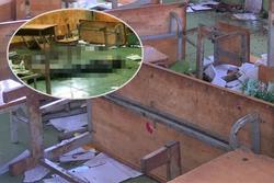 Thi thể thiếu nữ phân hủy trong lớp học: Bảo vệ vô tình khóa trái cửa