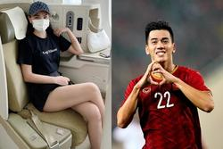 Quỳnh Thư để lộ 'hint' hẹn hò Tiến Linh?