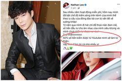 Việc Nathan Lee lần đầu làm sau 13 năm đi hát chỉ để thỏa mãn đam mê